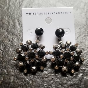 Beautiful drop earrings from WHBM.